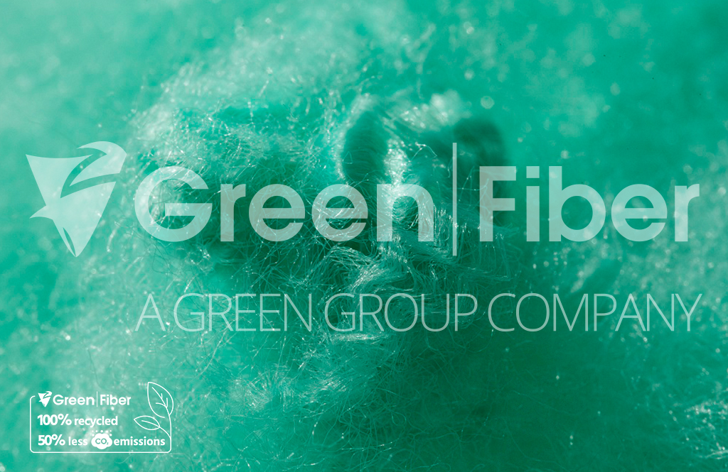 Green Fiber transform over 2 billion PET bottles each year  into sustainable fiber solutions