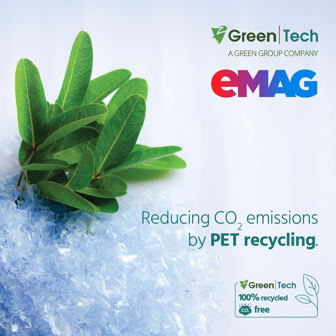 """Green Tech, partenerul eMAG la atingerea obiectivului """"net zero"""" pentru emisiile de dioxid de carbon din operațiuni"""